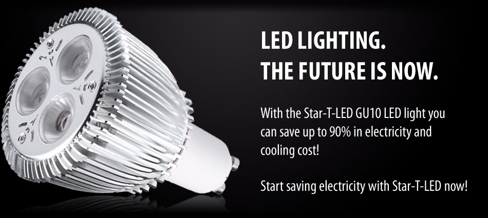 LED Lights in Johannesburg, Start saving electricity with Star-T-LED!